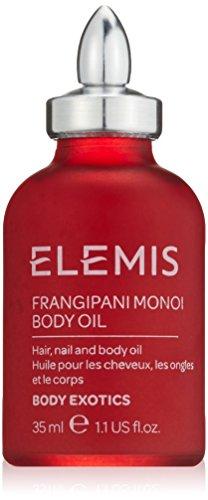 ELEMIS Frangipani Monoi Huile Cheveux Ongles & Corps, 35 ml