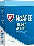 Internet Security 2017 McAfee 10 dispositivos PC/MAC/IOS/ANDRO (licencia electrónica)