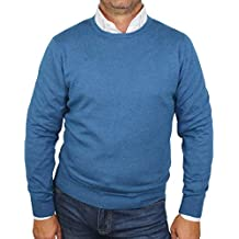new arrival fcac1 a3c27 Pullover Uomo Cashmere - Amazon.it