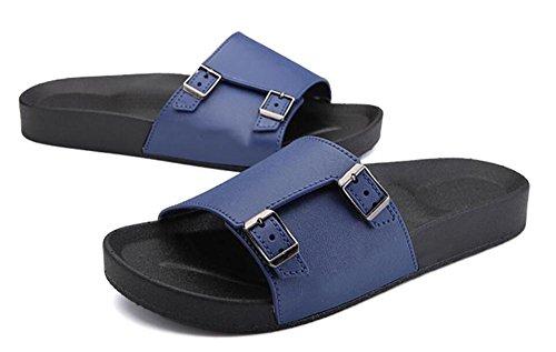 Nuovi pistoni di parola dell'inarcamento di estate di nuova tendenza i pattini maschii di polo dei sandali di corsa antisdrucciolevoli della spiaggia di grande formato 2