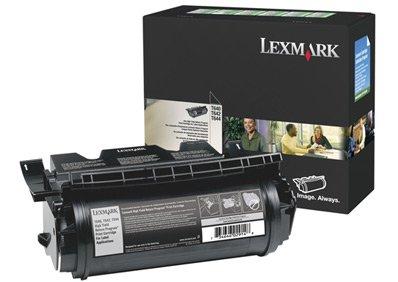 LEXMARK Etiketten-Toner schwarz T640 T642 T644 X642 X644 X646 21.000Seiten0 T642 T644 X642 X644 X646 21.000Seiten -