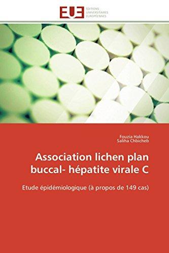 Association lichen plan buccal- hépatite virale c