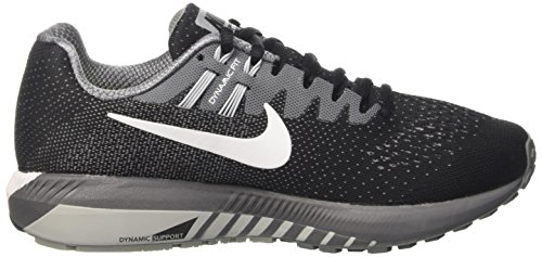 Nike  849577-003, Sneakers trail-running femme Noir (Black/white/cool Grey/pure Platinum/wolf Grey)