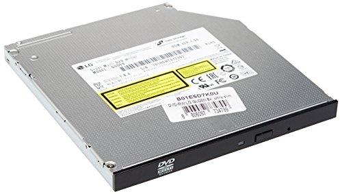 LG GUD0N - Regrabadora DVD para portátil, 9.5 mm