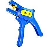 S&R Pince à sertir outil de sertissage pour cosses manchons et embouts 0,75-16mm² sertisseuse à main pince de 190mm.