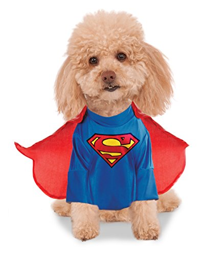 ROES und Villains Collection Pet Kostüm (Superman Pet Kostüme)