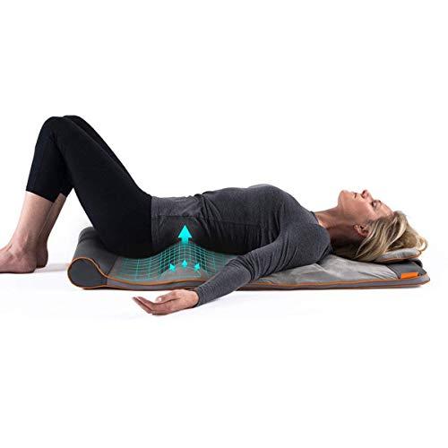 HoMedics STRETCH Tappetino per lo Stretching Ispirato allo Yoga - con 7 Camere d'Aria che si Gonfiano in Sequenza per Allungare, Ondulare, Sollevare, Inarcare