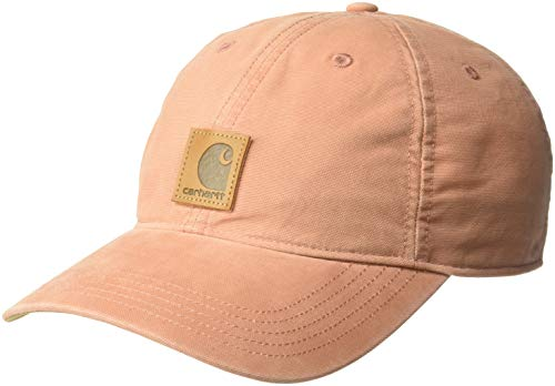 Carhartt 102427 Damen Odessa Cap Farben Brick Rust, Größe OneSize