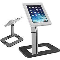 """Maclean - Mc de 644universal tablet escritorio soporte, soporte de tableta, soporte con bloqueo para ipad 1, 2, 3, 4, air, y de 9.7""""10.1galaxy tabletas, anti-theft"""