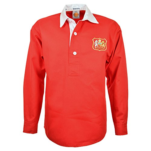Toffs Manchester United 1940s – 1950s shirt – Medium