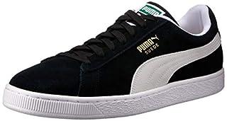 Puma Suede Classic+, Unisex Adults Low-Top Trainers, Black (Black/White 03), 9 UK (43 EU) (B004SGJRSS) | Amazon Products
