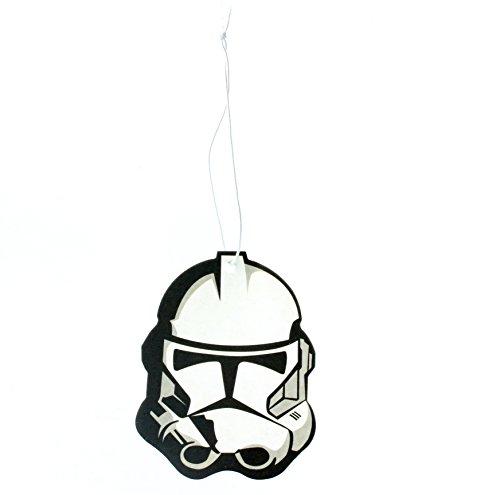 Star Wars 599386031 - Figura ambientador Coche Clone Trooper
