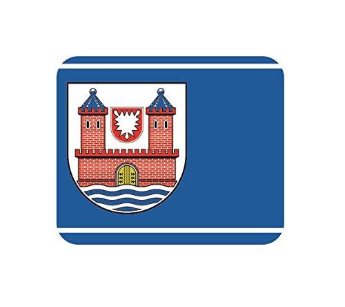 U24 Mousepad Textil Burg auf Fehmarn Mauspad