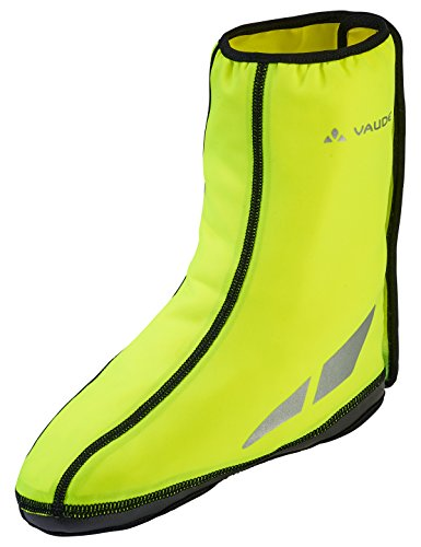 Vaude Shoe Cover Wet Light III überschuh jaune néon