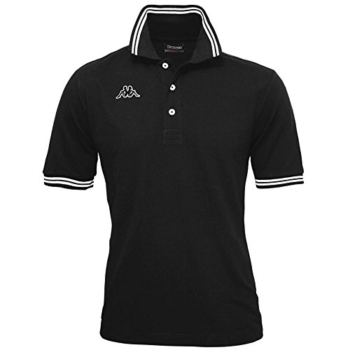 Kappa – Polo Uomo T-Shirt Piquet Mare Sport Tennis Barca Calcio Art Maltax 5 Mss