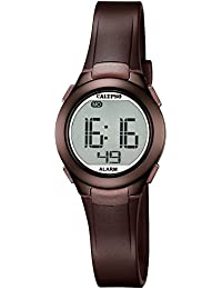 Calypso Reloj de pulsera para mujer cuarzo reloj reloj de plástico con Poliuretano banda de alarma Cronógrafo digital todos los modelos k5677, variante: 06