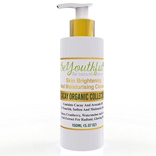Limpiador facial nutritivo aceite cacay aguacate