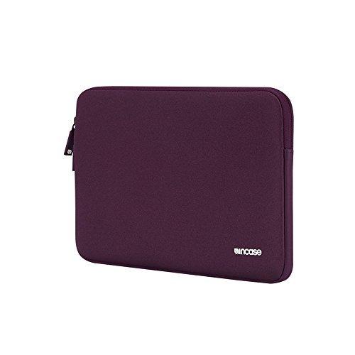 Incase inmb10073-abg Schutzhülle für MacBook Pro 15aubergine (Rucksack Mikrofaser Gesteppt)