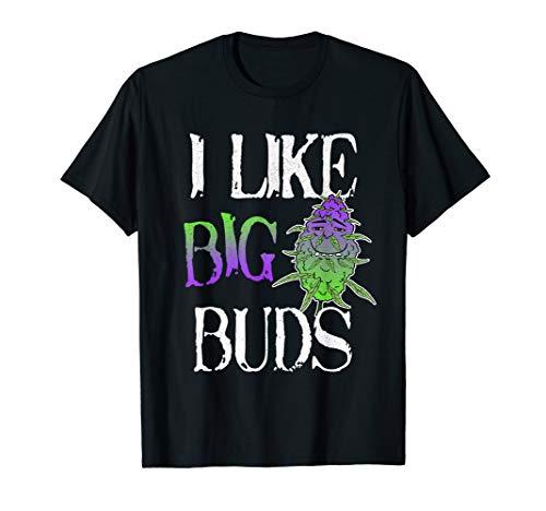 Big Buds Gras Blüte Lustige Sprüche Kiffen