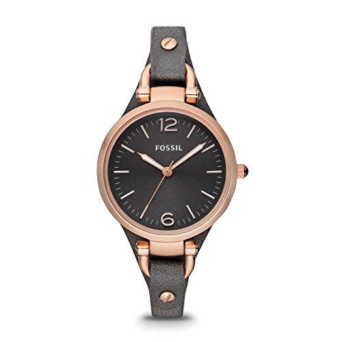 6c5d7756bdec Fossil ES3077 - Reloj analógico de cuarzo para mujer con correa de ...