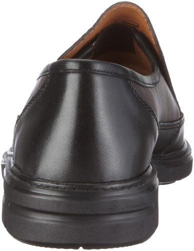 Sioux MICHAEL 25972 Herren Klassische Slipper Braun (schwarz/bordeaux)
