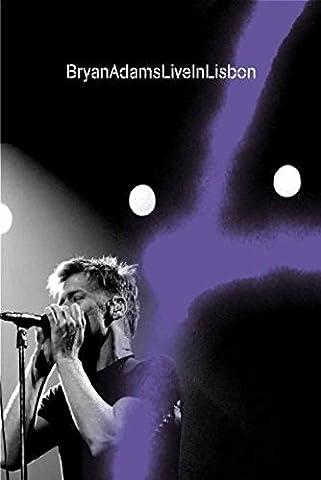 Bryan Adams - Live in Lisbon DVD