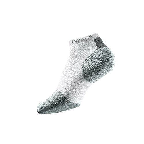 Thorlos Unisex Experia No Show Thorlo Experia No Show Multi-Activity Socks - Royal, Small