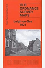 Leigh-on-Sea 1921: Essex (New Series) Sheet 90.04 (Old Ordnance Survey Maps of Essex) Map