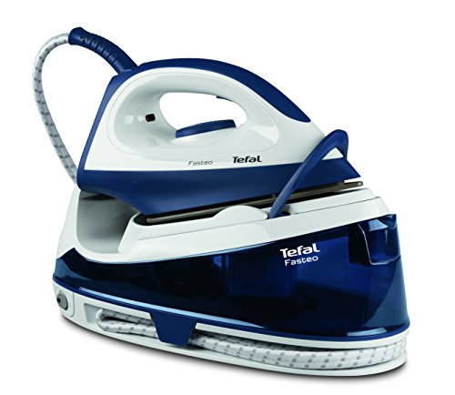 Tefal SV6040 Fasteo Steam Generator Iron, 2200 W Best Price and Cheapest