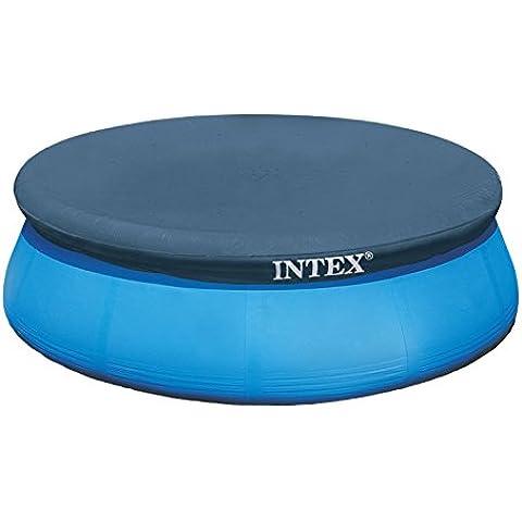 Intex 28022 - Cubierta circular para piscinas Easy Set de 366 cm