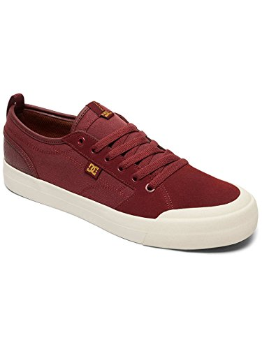 DC Shoes Evan Smith, Sneakers Basses Homme granate
