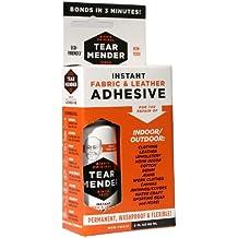 Tear Mender Adhesivo instantáneo tela y cuero, 60 ml.