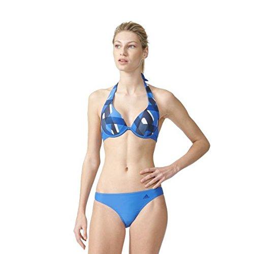 Bikini femme adidas dos nu 3-Stripes Beach