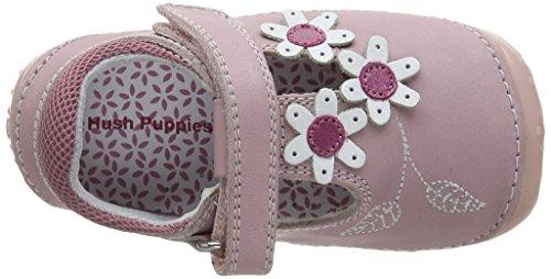 Hush Puppies Ruby, Sandali Unisex – Bimbi 0-24 Rosa (Pale Pink)