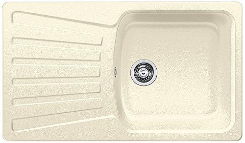 Blanco 510577 Küchenspüle Nova 5 S, Silgranit, Jasmin