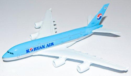 airbus-korean-air-a380-metal-plane-model-16cm