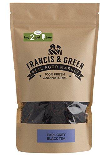 Earl Grey Lose Blätter Schwarzer Tee - Francis & Green, 170g