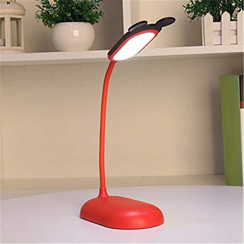 Led Schreibtischlampe, Cartoon-Stil Lesebuch Nachttischlampe, Augenpflege Tischlampe Für Studie Schlafzimmer Kinder Student Weihnachtsgeschenk