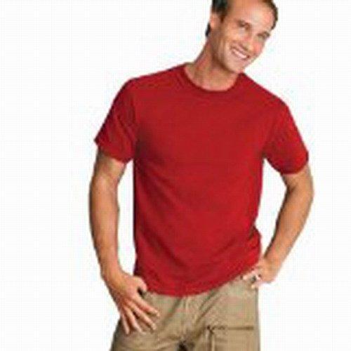 Gildan Shirt Erwachsene Ultra Cotton TM cerise rouge