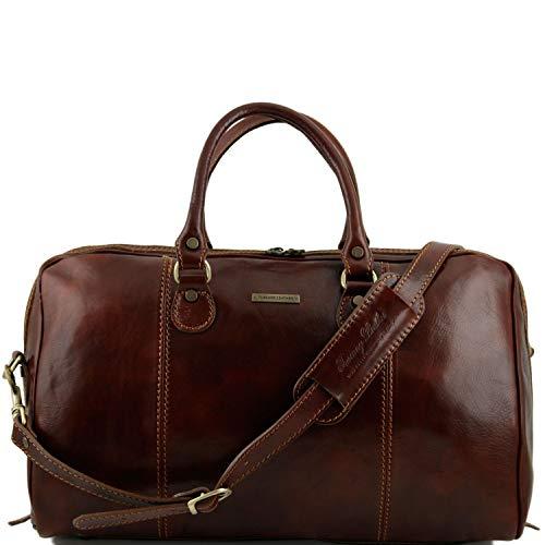 Tuscany Leather Paris Sac de voyage en cuir Marron