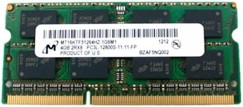Memory Module 4GB PC3L12800 1600Mhz