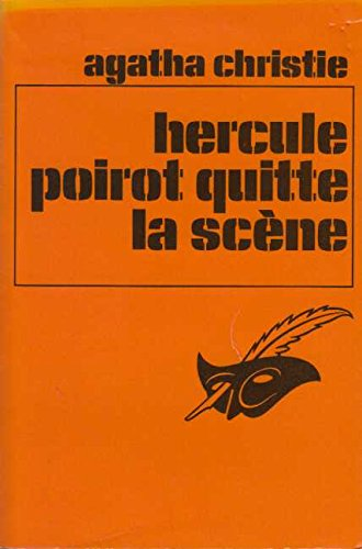 Hercule Poirot quitte la scène
