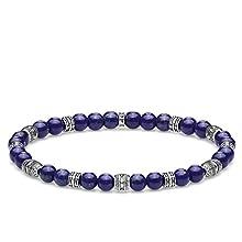 THOMAS SABO Men Silver Statement Bracelet A1923-531-1-L15,5