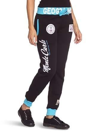 Geographical norway - molly - pantalon de sport - femme - noir (black) - 1
