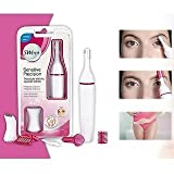 #10: Sidhmart Sweet Sensitive Precision Beauty Styler - 5 In 1 Women Hair Removal Electric Trimmer Razor