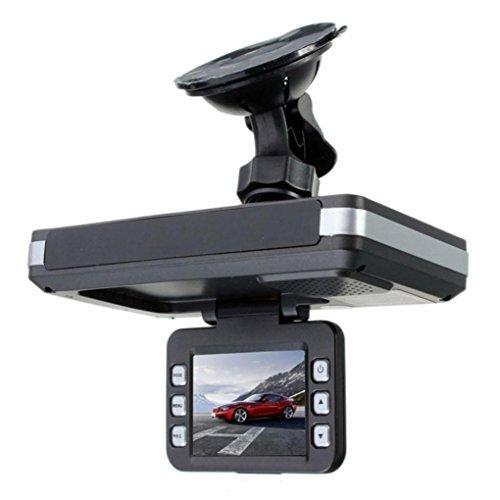 Taottao 2en 1multifunción 5MP coche DVR grabadora