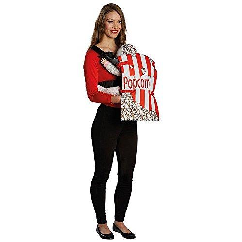 Preisvergleich Produktbild Rubie's Hülle für Babytrage Motiv Popcorn Karneval Fasching Party