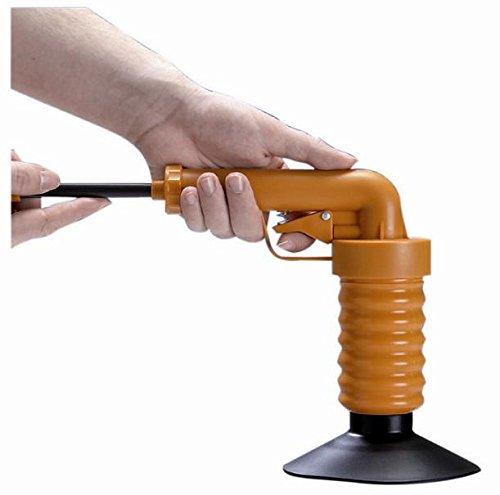 Drain Buster Rohrreiniger Abflussreiniger Pümpel Luftdruck Saugglocke Plunger Pressluft
