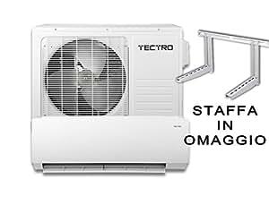 Klimaanlage tectro ts625 inverter 9000 btu luftentfeuchter for Condizionatore tectro ts 625