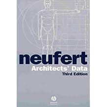 Architects' Data by Ernst Neufert (2002-07-01)